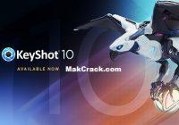 KeyShot Pro 10.1.82 Crack + Keygen 100% Working (3D&2D)