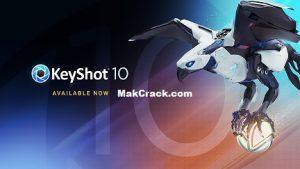 KeyShot Pro 10.2.113 Crack + Keygen 100% Working (3D&2D)