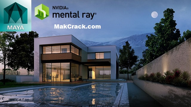 Mental Ray 2021 Crack For Maya/3ds Max Torrent Download