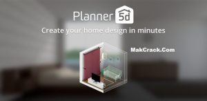 Planner 5D 4.6.3 Crack Full Keygen [2D + 3D] Download
