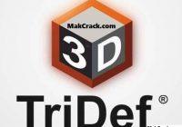 Tridef 3D 7.5 Crack + Activation Code (100% Working)