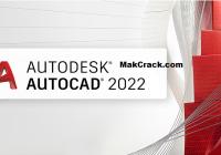 Autodesk AutoCAD 2022 Crack + Activation Key (100% Working)