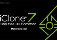 iClone Pro 7.91.5223.1 Crack + Keygen Full Version (2021)