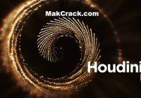 Houdini FX 18.5.563 Crack Full License Key (3D/2D) Portable!