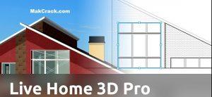 Live Home 3D Pro 4.1.2 Crack + Keygen 100% Working (3D/2D)