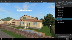 Live Home 3D Pro 4.0.7 Crack + Keygen 100% Working (3D/2D)