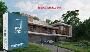 Lumion 12 Pro Crack + License Key Free Download