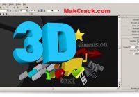 Xara 3D Maker 7 Crack + Serial Number [Latest Version]