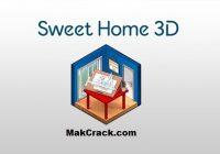 Sweet Home 3D 6.5.2 Crack + Keygen Download (Full Version)