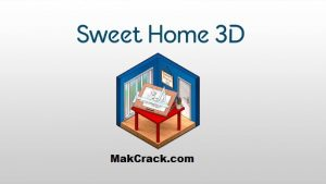 Sweet Home 3D 6.6 Crack + Keygen Download (Full Version)