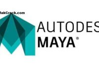 Autodesk Maya 2022.1 Crack + Keygen 100% Working (2D/3D)