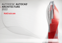 AutoCAD Architecture 2022 Crack + Keygen Full Version [2D/3D]
