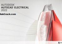 AutoCAD Electrical 2022 Crack + Keygen 100% Working {2D/3D}