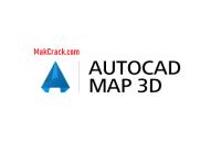 AutoCAD MAP 3D 2022 Crack + Keygen (Latest) Download